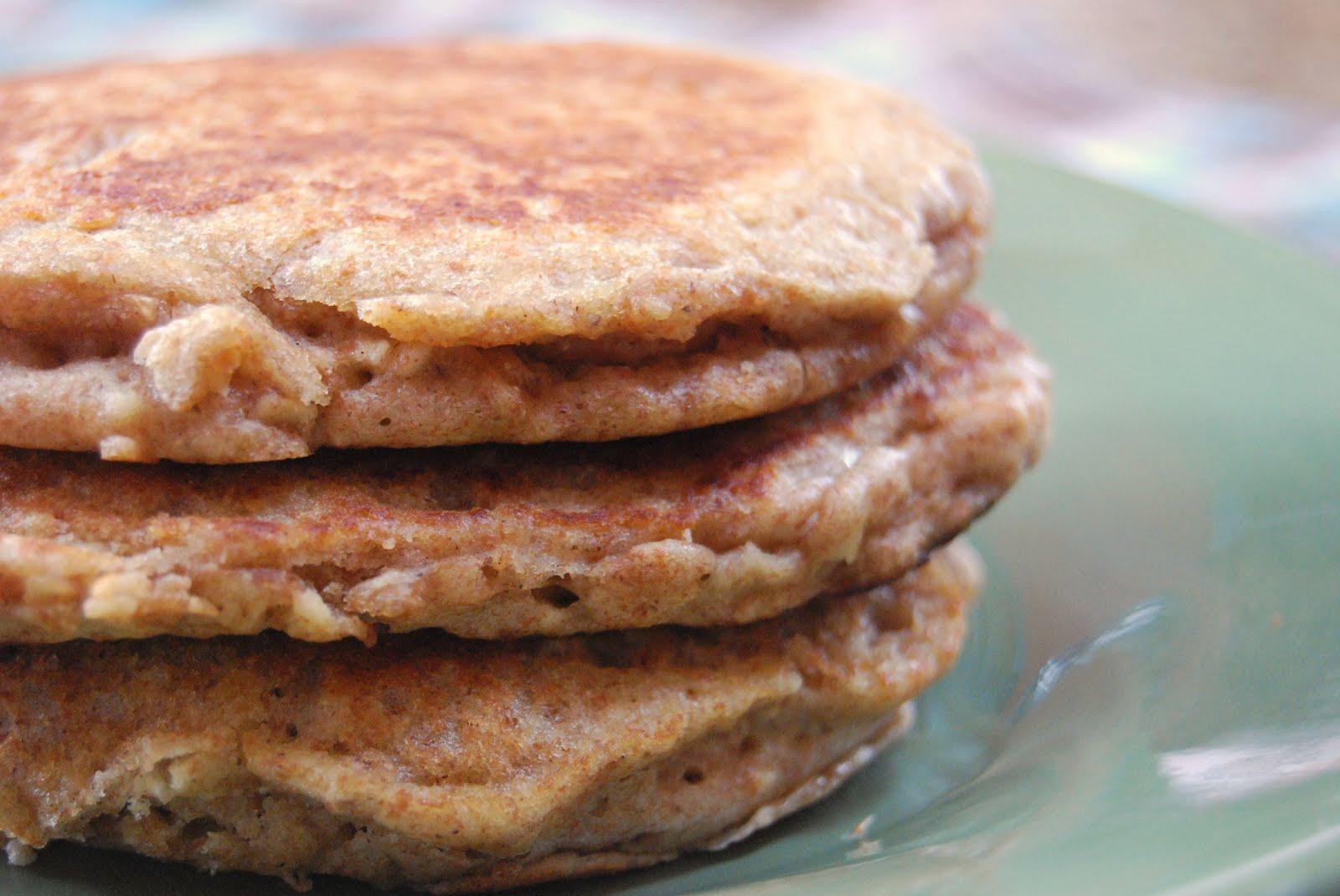 Oatmeal Pancakes Recipes — Dishmaps